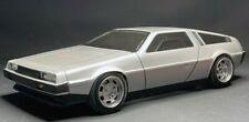 1/10 RC Car BODY Shell DMC DeLOREAN 200mm *Unpainted*  CLEAR