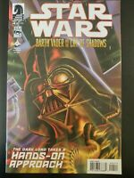 STAR WARS: Darth Vader Cry of Shadows #4 (2014 DARK HORSE Comics) VF/NM Book