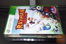 Amazon Exclusive Rayman Origins + Artbook Bundle (Xbox 360 2011) FACTORY SEALED!