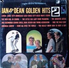JAN & DEAN - GOLDEN HITS VOLUME 2 - LIBERTY LBL - STEREO PRESSING - SHRINK WRAP