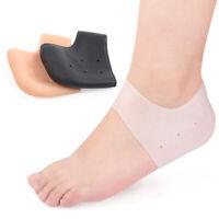 Silicone Elastic Feet Heel Protector Plantar Pain Relief Cushion Pad  foot care-