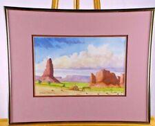 Robert Draper Original Watercolor Painting