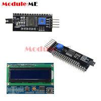 MCP23017 IIC I2C TWI SPI Serial Interface Board Module Port Arduino 1602 LCD