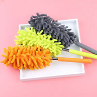 EXTENDABLE TELESCOPIC MAGIC MICROFIBRE CLEANING FEATHER DUSTER EXTENDING DUSTING