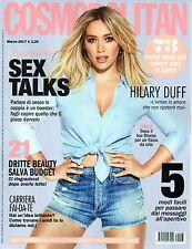 Cosmopolitan 2017 3.Hilary Duff,kkk