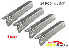 4pk Heat Plate Replacement Parts For Grill Master 720-0697, 720-0737 Grill Model