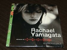 RACHAEL YAMAGATA Happenstance RARE Advance PROMO CD In Cardsleeve 2004 U.S.