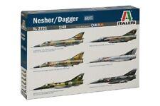 Italeri 2721 - 1/48 Nesher/Dagger - New