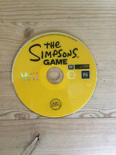 The Simpsons Game for Nintendo Wii *Disc Only*