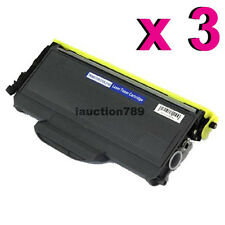 3x TN-2150 Toner Cartridges for Brother HL-2140 MFC-7340 TN2150 Printer