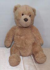 """2010 Aeropostale Plush Teddy Bear 17"""" Stuffed Animal Brown Tan"""
