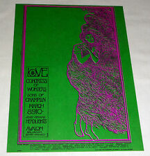 Family Dog Productions #109: Love, Conress of Wonders, Sons of Champlin [1968]