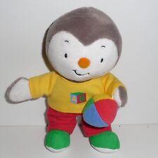 Doudou Pingouin T'Choupi Jemini - Ballon
