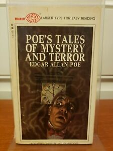 Poe's Tales Of Mystery And Terror by Edgar Allan Poe (Mass Market Paperback)