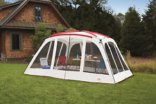 14x12' Screen House Beach Tent Sun Shelter Canopy Shade Outdoor Gazebo Camping