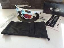 Oakley Crossrange XL Polished White Prizm Sapphire Snow NIB RARE