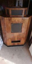 Massive SINGLE Vintage Wharfedale corner speaker