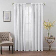 Blackout Curtain - Chroma Smartblock - Light Blocking Curtain Panel - White