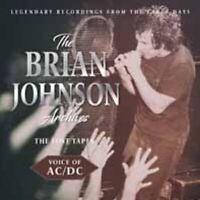 THE BRIAN JOHNSON ARCHIVES (3CD BOX)  by AC/DC  Compact Disc - 3 CD Box Set