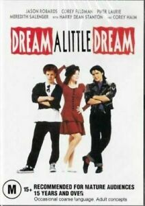 DREAM A LITTLE DREAM DVD (PAL, 2005) COREY FELDMAN - FREE POST
