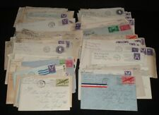 92 OLD vintage 1940s original  AIR FORCE MANS LETTERS TO BETSY CRAGWALL #16