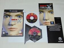 Game Cube Resident Evil Code Veronica X PAL-FAH