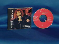 MARIAH CAREY MTV Unplugged CD I'll Be There Emotion Someday Can't Let Go