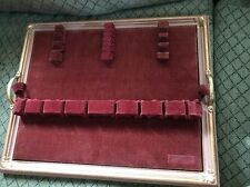 Vintage Holmes And Edwards Flatware Service Tray No 2526