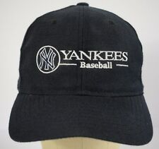 New York Yankees MLB Major League Navy Blue Baseball Hat Cap Fitted 6 3/4