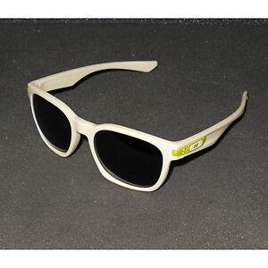 New Oakley Garage Rock Sunglasses Matte Bone/Dark Grey Retro Sport Sonnenbrille