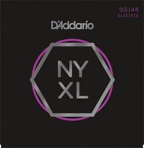 D'Addario NYXL09544 Super Light Plus Guitar Strings 9.5-44 plus