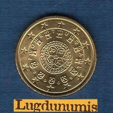 Portugal - 2009 - 50 centimes d'euro - Pièce neuve de rouleau -