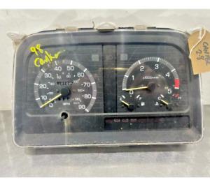 1998 Mitsubishi Canter 2.8TD Speedometer