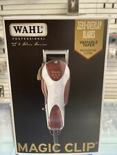 Wahl 5 Star Series Magic Clip Hair Clipper Trimmer - Red