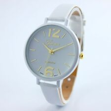 Ladies' Fashion Watch  Roman Numerals Leather Analog Quartz Wrist Watch