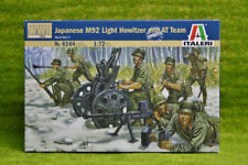 Italeri 1 72 510006164 – Japanese M92 Light Howitzer and at Team