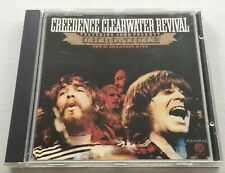 Creedence Clearwater Revival - Chronicle Vol. 1 CD no barcode 1989