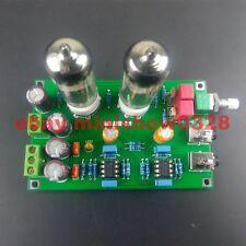 DIY Class A tube amplifier 6J5 preamplifier tube headphone amp You can use 6AH6