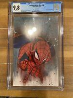 Amazing Spider-man #46 Momoko Virgin Variant Cgc 9.8