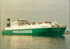 Arcturus. Finncarriers   JD.1110