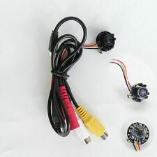 wholesale 800TVL 170 degrees Infrared night vision spy camera wired mini camera