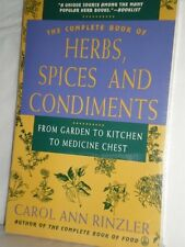 The Complete Book of Herbs, Spices, and Condiments