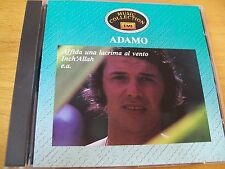 ADAMO OMONIMO CD MINT-   MUSIC COLLECTION EMI