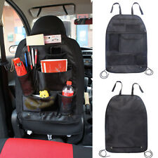 Portable Simple Multi-Pocket Pouch Car Back Seat Organizer Storage Bag