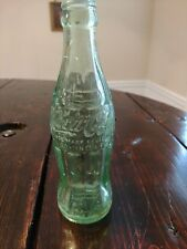 Vintage glass Coca Cola Bottle - MACON GA coke collectible