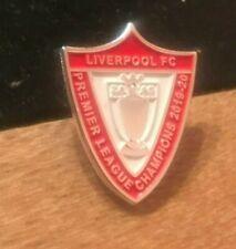Liverpool FC Premier League Champions 2019/20 Pin Badge