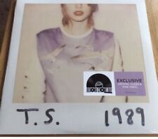 Taylor Swift Colored Vinyl Records