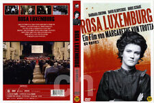 Rosa Luxemburg (1986) - Margarethe Von Trotta, Barbara Sukowa  DVD NEW