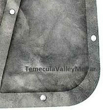 Molded Hood Silencer Insulation Pad w/Clips for 1965-1968 MoPar C-Body