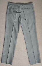 Hugo Boss smart trousers (Shake), silver grey, W35 L31, excellent cond.